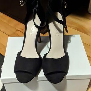 Back heels